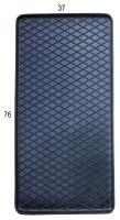 Коврик резиновий задній MatGum (<28-лівий> - чорний)