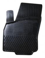 Коврик резиновый для ALFA ROMEO 156 передній MatGum (<DX-лівий> - чорний)