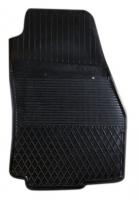 Коврик резиновый для ALFA ROMEO 156 передній MatGum (<DX-правий> - чорний)