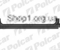Polcar 604142-2 Порог OPEL MOVANO, 07.98-12.03