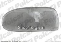 Polcar 953812-1 Стекло фары VOLKSWAGEN GOLF III (1H) (HB + комби+CABRIO), 08.91-04.99