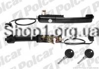 Polcar 9546Z-46 Ручка внешняя VOLKSWAGEN PASSAT, SDN+KOMBI (B3 (35i)), 03.88-10.93