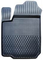 Коврик резиновый для ALFA ROMEO 146 передній MatGum (<U-лівий> - чорний)