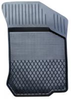 Коврик резиновый для ALFA ROMEO 146 передній MatGum (<U-правий> - чорний)