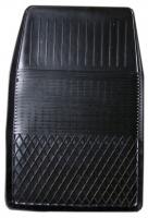 Коврик резиновый для RENAULT CLIO (1998-  ) передній MatGum (<A-лівий> - чорний)