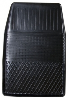 Коврик резиновый для ROVER 111 передній MatGum (<A-лівий> - чорний)