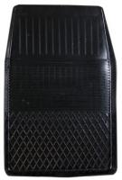 Коврик резиновый для NISSAN PATHFINDER передній MatGum (<A-правий> - чорний)