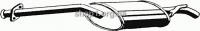 ASMET 01.023  (01023) Глушитель системы выпуска, передний
