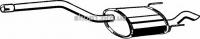 ASMET 01.052  (01052) Глушитель системы выпуска, задний