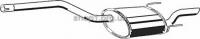 ASMET 01.053  (01053) Глушитель системы выпуска, задний