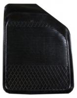 Коврик резиновый для NISSAN MICRA (2003-  ) передній MatGum (<B-правий> - чорний)