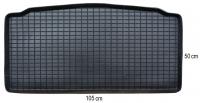 Коврик резиновий у багажник (matiz) ЧОРНИЙ 50 x 105