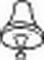 BOSAL 255-019  (255019) Подвесной элемент выпускной системы (AUDI A6 94-96)