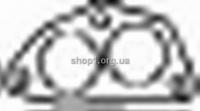 BOSAL 256-037  (256037) Прокладка выпускной системы