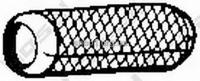 BOSAL 265-573  (265573) Труба гофрированная 45,3 x 190 (пр-во Bosal)