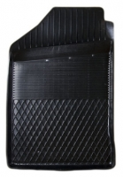 Коврик резиновый для OPEL ASTRA передній MatGum (<C-лівий> - чорний)