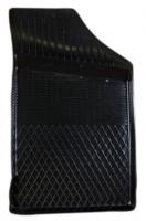 Коврик резиновый для RENAULT KANGOO передній MatGum (<C-правий> - чорний)