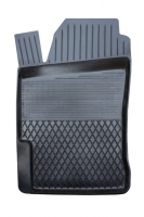 Коврик резиновый для KIA CARENS передній MatGum (<CN-лівий> - чорний)
