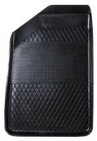Коврик резиновый для Dacia Duster передній MatGum (<D-лівий> - чорний)