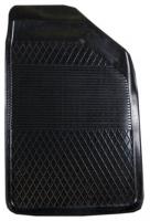 Коврик резиновый для Dacia Duster передній MatGum (<D-правий> - чорний)