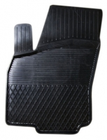 Коврик резиновый для FIAT LINEA передній MatGum (<DX-лівий> - чорний)