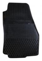 Коврик резиновый для NISSAN ALMERA (2000-  ) передній MatGum (<DX-правий> - чорний)