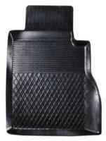 Коврик резиновый для MERCEDES 123, 124 передній MatGum (<E-лівий> - чорний)