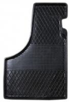 Коврик резиновый для FIAT 126 P передній MatGum (<F-лівий> - чорний)