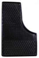 Коврик резиновый для FIAT 126 P передній MatGum (<F-правий> - чорний)