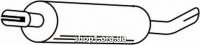 Ferroz 01.002  (01.02)  Глушитель выхлопных газов конечный FSO POLONEZ     1,5    -92