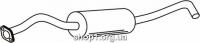 Ferroz 01.020  (01.20)  глушитель автомобиля FSO POLONEZ CARO   cargo  1.6GLi    95-