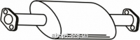 Ferroz 01.021  (01.21)  Глушитель передняя часть FSO POLONEZ ATU   sedan  1.4MPi  cat  96-