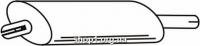 Ferroz 01.024  (01.24)  резонатор выхлопной системы FSO POLONEZ TRUCK   pick up duble cab.  1.5 1.6 1.9D  cat  78-