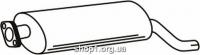 Ferroz 01.030  (01.30)  Глушитель выхлопных газов конечный FSO POLONEZ TRUCK   caro ROY LONG  1.6 1.6i 1.9D  cat  95-
