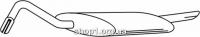 Ferroz 03.012  (03.12)  глушители LADA 1200 1300   sedan combi  1.2 1.3  cat  68-95