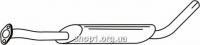 Ferroz 03.017  (03.17)  резонатор глушителя LADA NIVA   4x4  1.7I  cat  6/96-