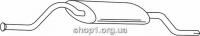 Ferroz 03.028  (03.28)  глушитель на  LADA SAMARA 2115   sedan  1.5i  cat  00-