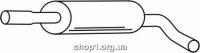 Ferroz 04.024  (04.24)  Средний глушитель AUDI A3   hatchback  1.8 20V  cat  96-03