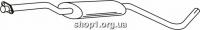 Ferroz 04.027  (04.27)  Средний глушитель SKODA FELICIA   hatchback combi ecotronic  1,3  cat  94-