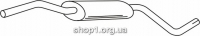 Ferroz 04.031  (04.31)  резонатор глушителя SKODA FELICIA   hatchback combi  1.3i  cat  98-