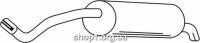 Ferroz 04.044  (04.44)  глушители SKODA FABIA   combi  1.2i 1.2i 16V  cat  7/01-