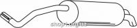 Ferroz 04.045  (04.45)  глушители SKODA FABIA     1.9TDi TD  cat  05/03-