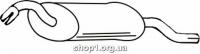 Ferroz 05.009  (05.09)  Глушитель выхлопных газов конечный AUDI 100   sedan  1.6 1.9 2.1 2.0D 2.0TD    77-83