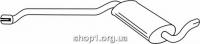 Ferroz 05.011  (05.11)  резонатор выхлопной системы AUDI CABRIO     2  cat  1/93-7/98