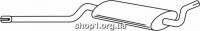 Ferroz 05.024  (05.24)  Средний глушитель AUDI COUPE     2  cat  89-91