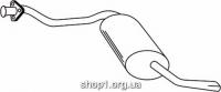 Ferroz 05.036  (05.36)  глушитель на  AUDI 80 Quattro     1.8 1.9 2.0  cat  86-91
