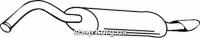 Ferroz 05.044  (05.44)  Задний глушитель AUDI A6   avant sedan  2.0 16V 2.3  cat  94-96