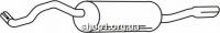 Ferroz 05.048  (05.48)  Глушитель выхлопных газов конечный AUDI A4   avant sedan  1,6  cat  94-01