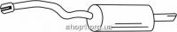 Ferroz 05.079  (05.79)  Глушитель задняя часть AUDI A4   combi sedan  2  cat  12/00-06/08