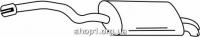 Ferroz 05.081  (05.81)  Глушитель задняя часть AUDI A4   combi sedan  1.9TDi TD  cat  04/01-06/04